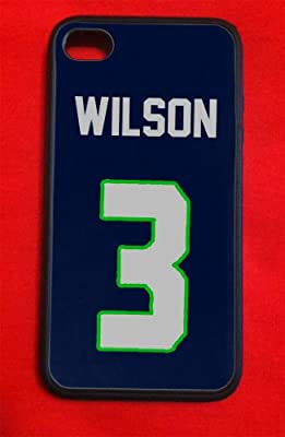 Russell Wilson Seattle Seahawks Iphone 4/4s Case