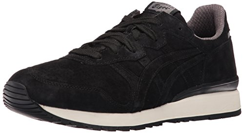 Onitsuka Tiger Men's Alliance Fashion Sneaker, Black/Black, 11 M