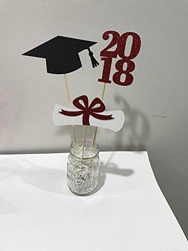 amazon com graduation party decorations 2018 graduation centerpiece