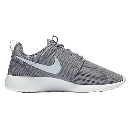Nike Womens Roshe One Grey Mesh Trainers 9 US