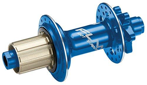 32 Hole Hub Cassette Body - Fantom DH 32 hole rear wheel hub with Shimano cassette body (blue, 12mm x 157mm axle)