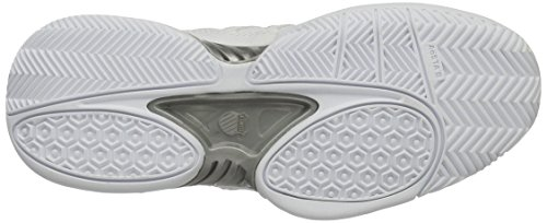 Silver Blanco K Zapatillas de Receiver Veryberry Tenis White Performance III Swiss Mujer para P4nPOZq