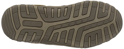 Gerli by Herren 600602 37AO001 Dockers Multi 383 Sneakers Braun Dunkelbraun 56xfBddw