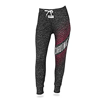 e8a605fd Zubaz Women's Officially Licensed NFL Joggers, Dark Heathered Gray