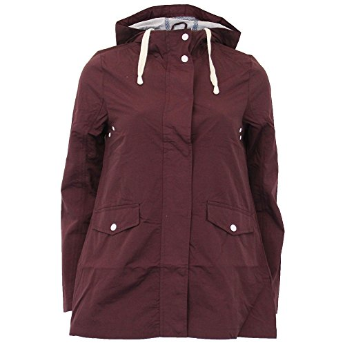 Diggerpkc Waterproof Mulberry Brave Pu Soul Coated Womens Digger Kagool Coat fHzRnxxq