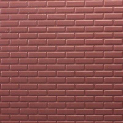 Patterned Sheets - Brick - .020 x 7 x 24