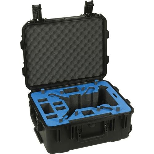 Go Professional Cases XB-DJI-Vision Hard Case with Wheels for DJI Phantom 2 Vision by GoProfessional Cases