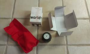 "Waals World Time Clock 2"""