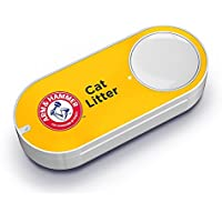 Arm & Hammer Cat Litter Dash Button with $4.99 Credit w/ First Press