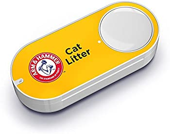 Arm & Hammer Cat Litter Dash Button w/$4.99 Credit w/First Press