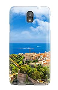 Chris Camp Bender's Shop 2961992K15771527 Premium Durable Monaco Fashion Tpu Galaxy Note 3 Protective Case Cover