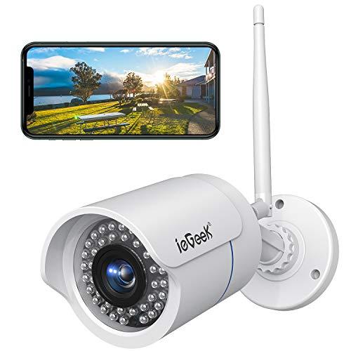 🥇 Cámaras de vigilancia con opción micrófono
