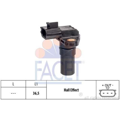 (Facet - Vehicle Speed Sensor - 9.0649)