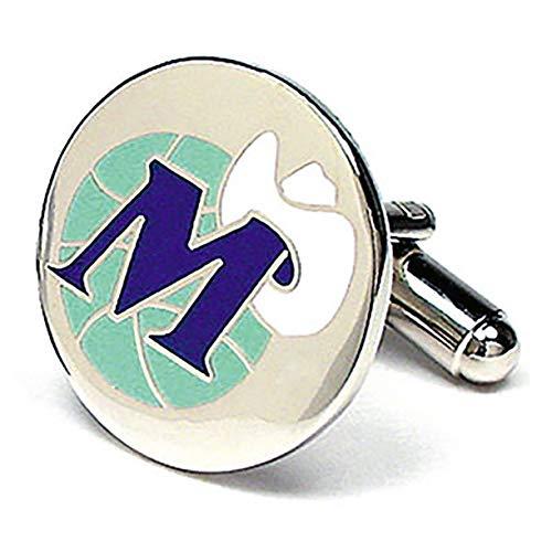 Dallas Mavericks NBA Logo'd Executive Cufflinks w/Jewelry Box by Cuff Links