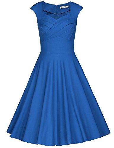 Buy bridesmaid dresses vintage look - 3