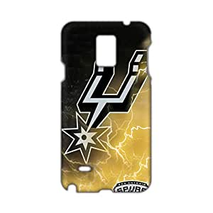 San Antonio Spurs logo 3D Phone Case for Samsung Galaxy Note 4