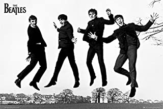 product image for The Beatles Jump 2 Poster Print (36x24) (Unframed)