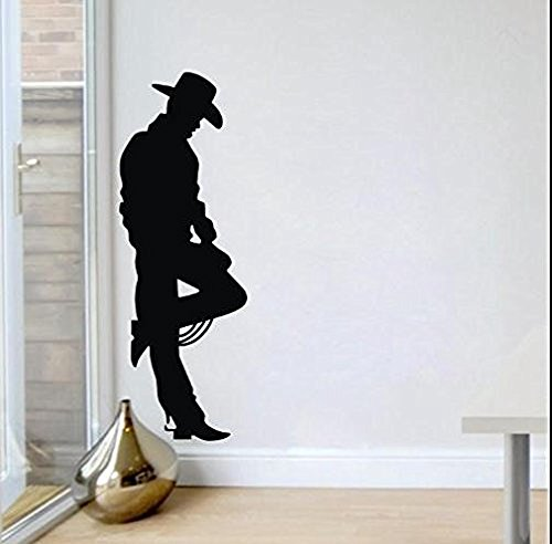 Cowboy Wall Stickers - 6