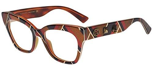 Eyeglasses Gucci GG 0060 O- 003 003 MULTICOLOR / MULTICOLOR