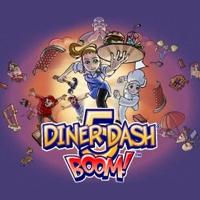 Diner Dash 5: Boom! [Download]