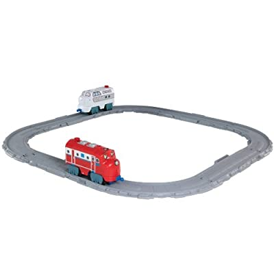 Chuggington Interactive Wilson And Chatsworth Starter Set by TOMY