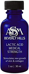 ASDM Beverly Hills 40% Lactic Acid Peel, 1 Ounce by ASDM Beverly Hills