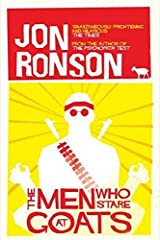 The Men Who Stare At Goats by Jon Ronson (2012-01-05) Paperback