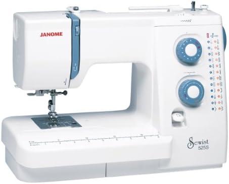 JANOME Sewist 525 S máquina de coser: Amazon.es: Hogar
