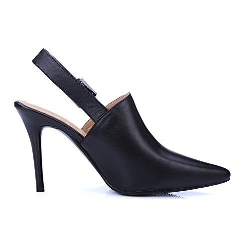 Adee, Sandali donna, nero (Black), 35.5