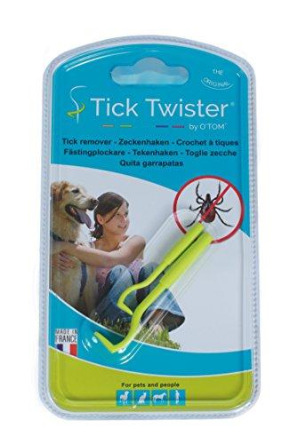 H3D O'Tom Tick Twister, Pack Of 2 -