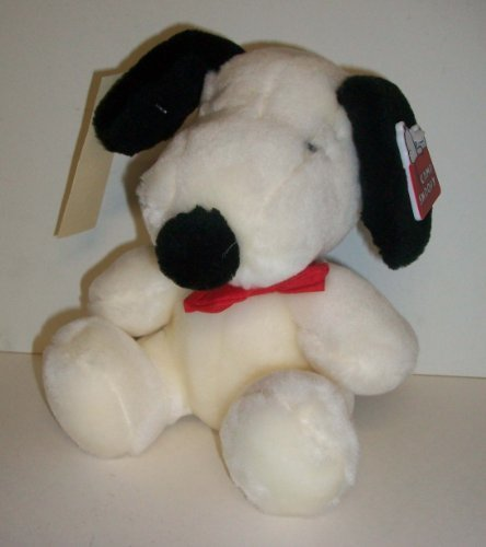Snoopy Camp Snoopy Bowtie 7  Plush By Cedar Fair Lp
