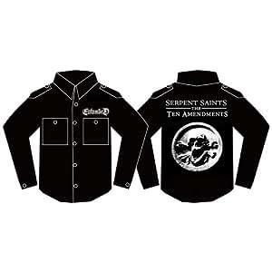 Official Merchandise Agalloch - Marrow Of The Spirit T-Shirt L