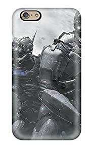 Flexible Tpu Back Case Cover For Iphone 6 - Hellgate Video Game Other