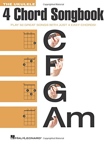 Chord Charts Song - The Ukulele 4 Chord Songbook