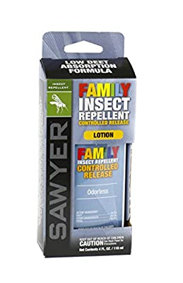 Sawyer Products Premium Controlled Release Insect Repellent Lotion