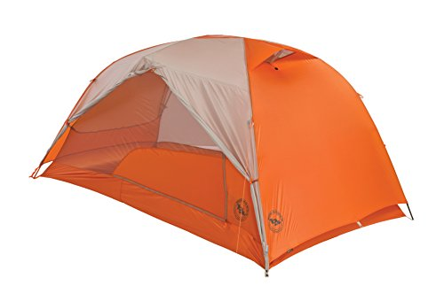 Big Agnes Copper Spur HV UL Tent, 2 Person, Grey/Orange