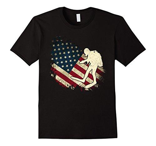 Mens American Flag With Scuba Diver T-shirt Scuba Diving ...