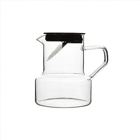 Cafetera jarra de vidrio resistente al calor a alta temperatura ...