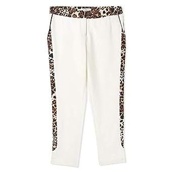 Roberta Biagi White Trouser for Women