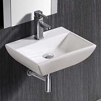Crane Plumbing Westmont Vitreous China Wall Mounted