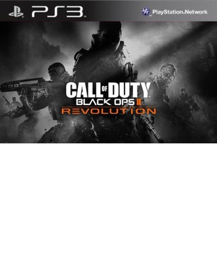 Call of Duty Black Ops II: Revolution DLC - PS3 [Digital Code] (Download Duty Black Ops Call Of 2)