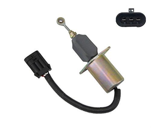 - Gladiator New! 94-8 Fuel Shut Off Solenoid fits Dodge 5.9L Cummins Dsl w/3