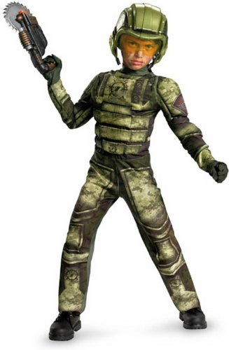 Footsoldier Costume (Foot Soldier Muscle Costume - Small)