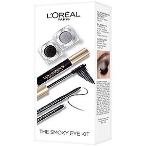 L'Oreal Paris Cosmetics Smoky Eye Makeup Set