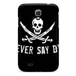 Scratch Protection Hard Phone Cases For Samsung Galaxy S4 With Custom Vivid Goonies Image JonBradica