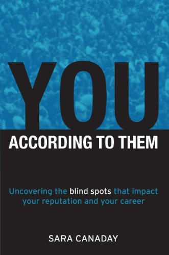 You -- According to Them: Uncovering the blind spots that impact your reputation and career Pdf