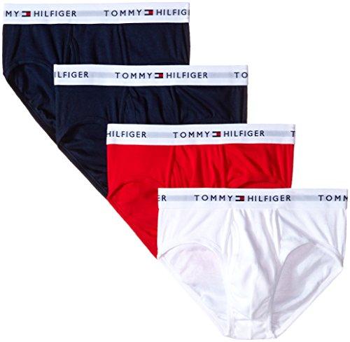 Tommy Hilfiger 4 Pack Cotton Brief