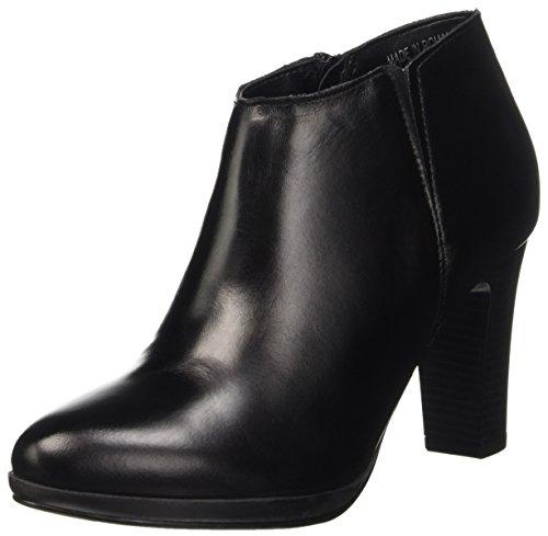 BATA 7946533 - zapatos de tacón de punta cerrada Mujer negro (negro)