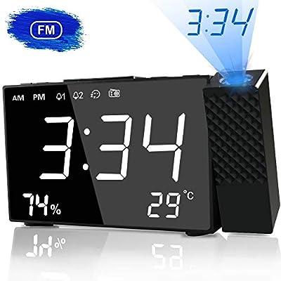 projection-clock-hqqnuo-fm-radio