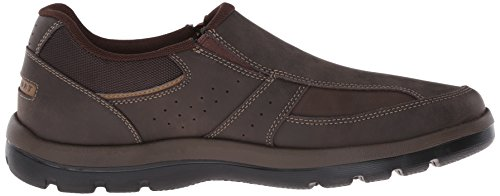 Rockport Hombres de Get your Kicks Slip-On Loafer Marrón